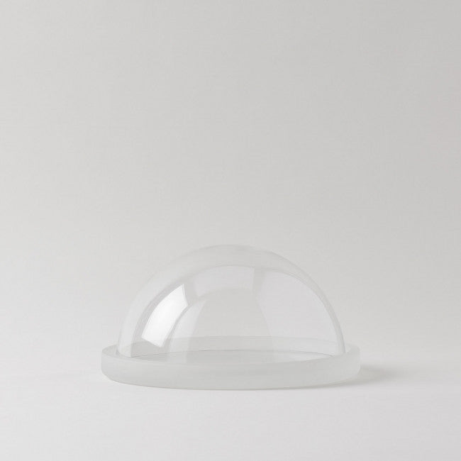Dome 4 Glass Base + Crystal Dome