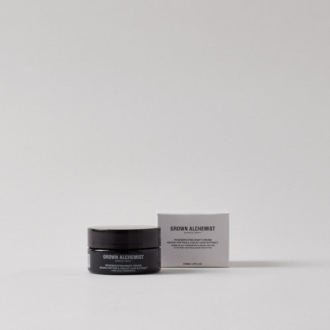 Grown Alchemist Regenerating Night Cream: Neuro-Peptide & Violet Leaf