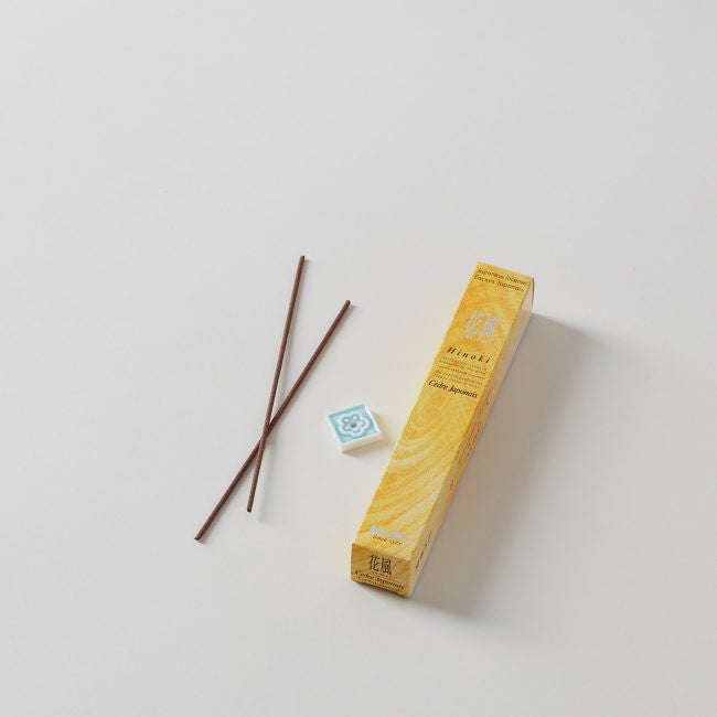 Ka-Fuh - Hinoki (Japanese Cypress ) Incense