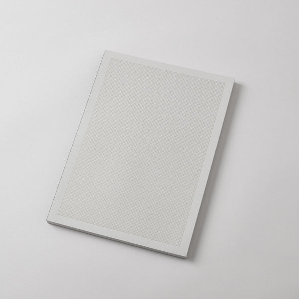 Le Typographe Quadrille Notepad A4