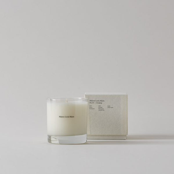 Maison Louis Marie Scented Candle