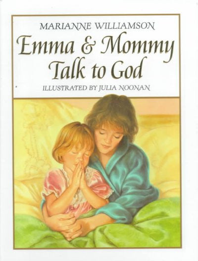 Emma and Mommy Talk to God
