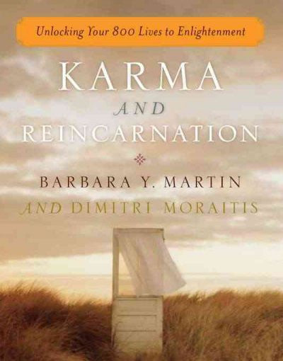 Karma and Reincarnation : Unlocking Your 800 Lives to Enlightenment