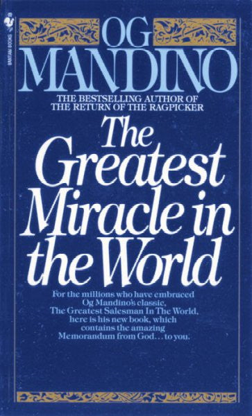 Greatest Miracle in the World