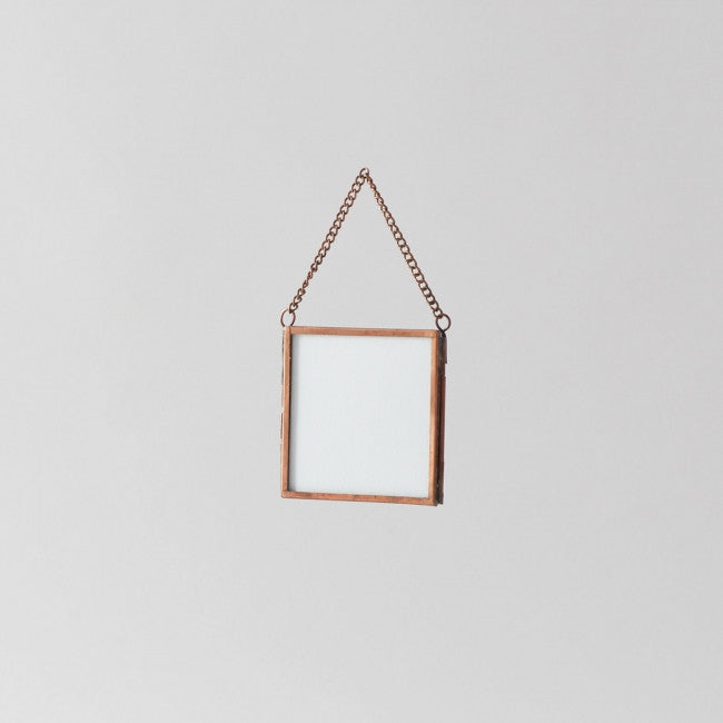 Cornell Ornament Frame: Copper