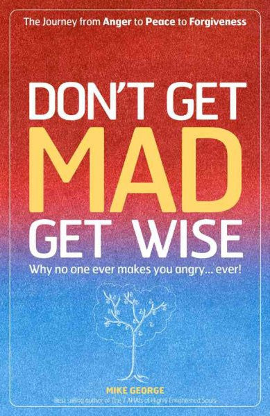 Don't Get Mad Get Wise : Why No One Ever Makes You Angry, Ever!