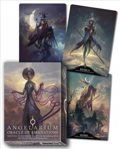 Angelarium : Oracle of Emanations