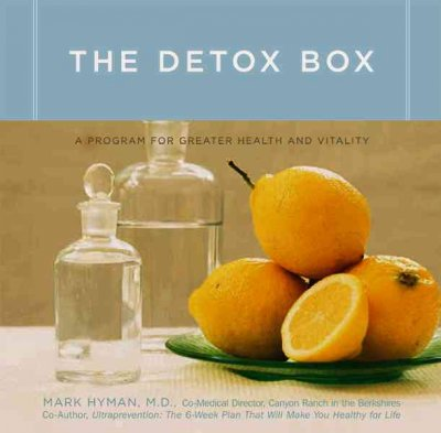 Detox Box : A Program for Greater Health and Vitality