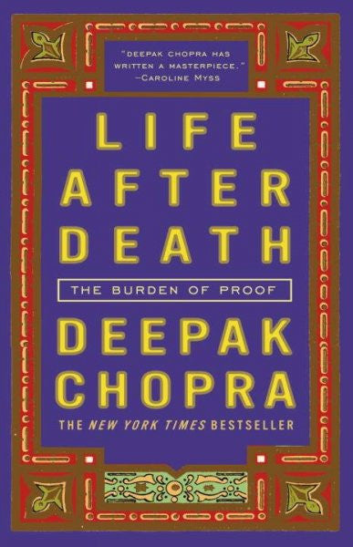 Life After Death : The Burden of Proof
