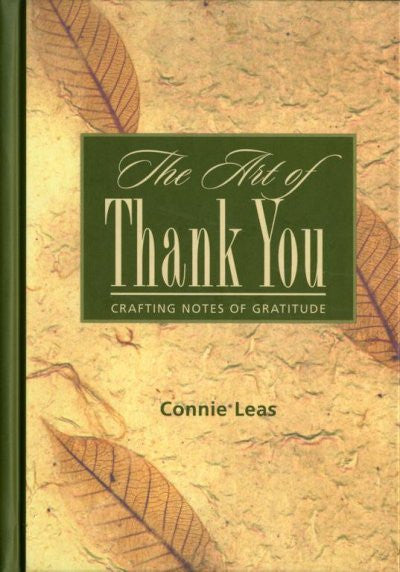 Art of Thank You : Crafting Notes of Gratitude