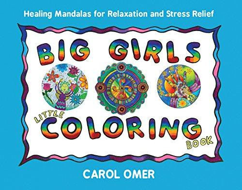 Big Girls Little Coloring Book