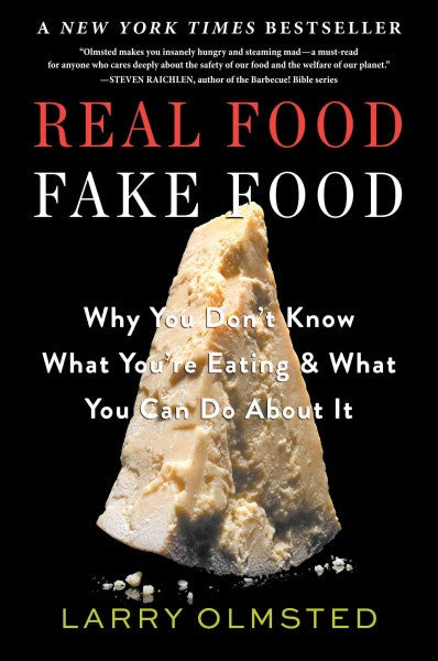 Real Food / Fake Food : Why You DonÌÎ_ÌÎ___ÌÝÌÒ?ÌÎ__ÌÎ_?ÌÎ_ÌÎÌà_‰_ó»?ÌÎ_ÌÎÌàÌÎ___‰_ó»ÌÎÌÊÌÎ_ÌÎÌàÌÎ__t Know What YouÌÎ_ÌÎ___ÌÝÌÒ?ÌÎ__ÌÎ_?ÌÎ_ÌÎÌà_‰_ó»?ÌÎ_ÌÎÌàÌÎ___‰_ó»ÌÎÌÊÌÎ_ÌÎÌàÌÎ__re Eating & What You Can Do About It