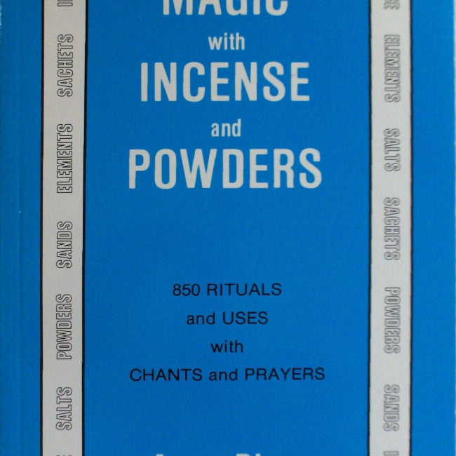 Magic With Incense and Powders