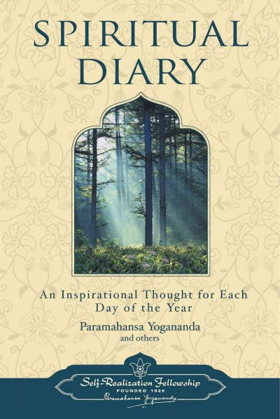 Spiritual Diary : An Inspirational Thought for Each Day of the Year