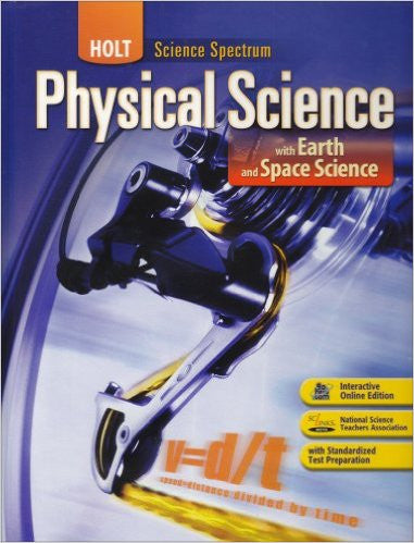 Holt Science Spectrum : Physical Science