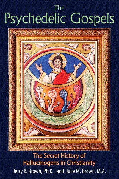 Psychedelic Gospels : The Secret History of Hallucinogens in Christianity