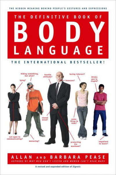 Definitive Book of Body Language