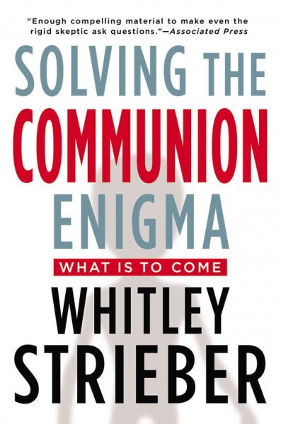 Solving the Communion Enigma : What is to Come