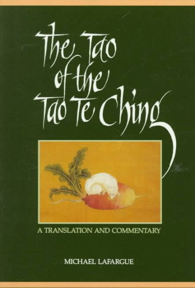 Tao of the Tao Te Ching : A Translation and Commentary