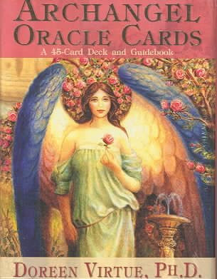 Archangel Oracle Cards : a 45-Card Deck and Guidebook