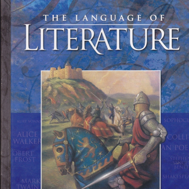 Language of Literature : National Edition, Level 10