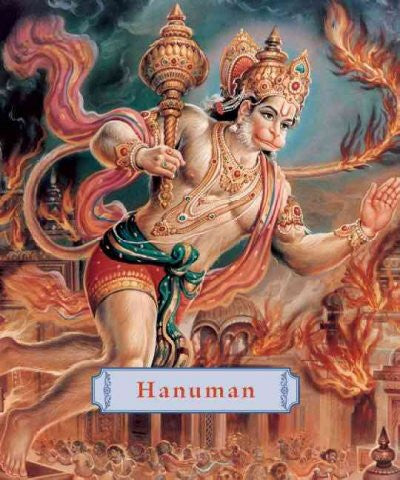 Hanuman : The Heroic Monkey God