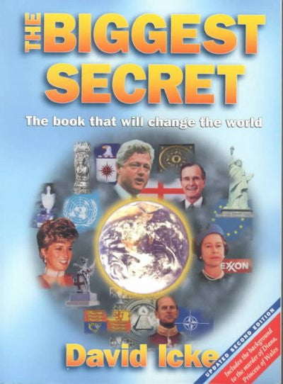 Biggest Secret : The Book That Will Change the World