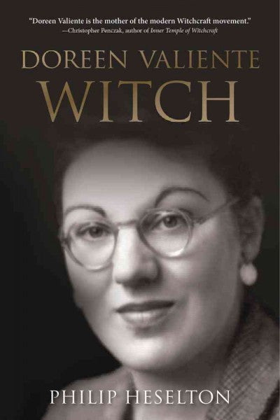 Doreen Valiente Witch
