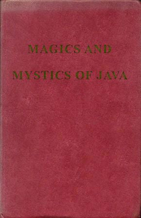 Magic and Mystics of Java