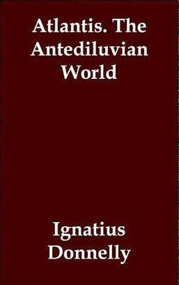 Atlantis. the Antediluvian World