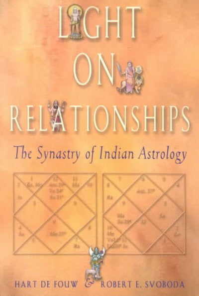 Light on Relationships : The Synatry of Indian Astrology