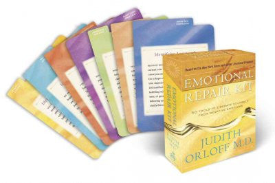 Emotional Repair Kit : 50 Tools to Liberate Yourself from Negative Emotions