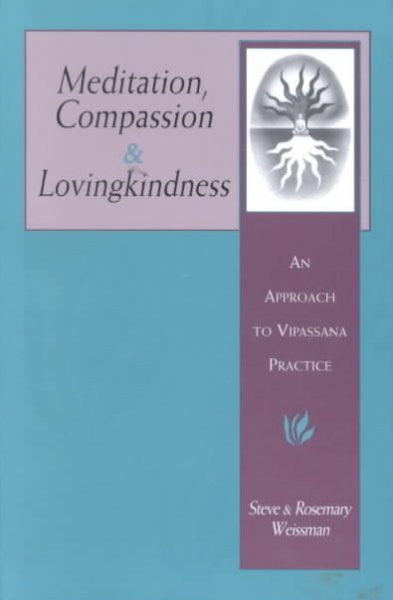 Meditation, Compassion & Loving Kindness : An Approach to Vipassana Practice