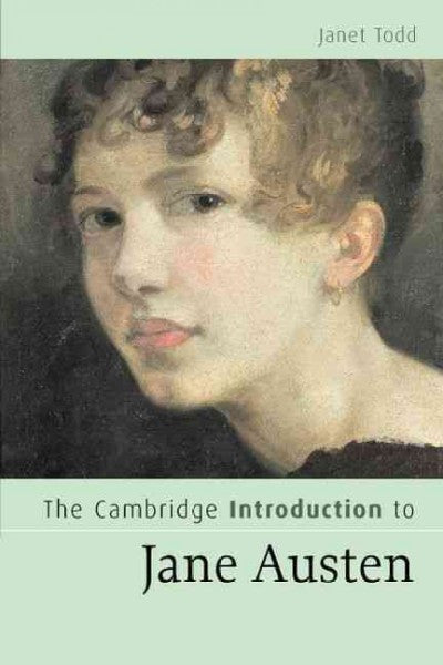 Cambridge Introduction to Jane Austen