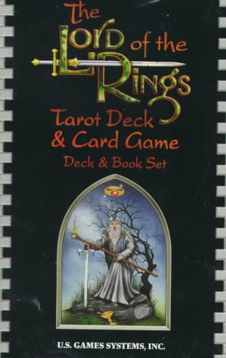 Lord of the Rings : Tarot Deck & Card Game
