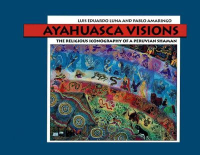 Ayahuasca Visions : The Religious Iconography of a Peruvian Shaman