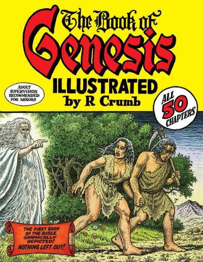 Book of Genesis Illustrated