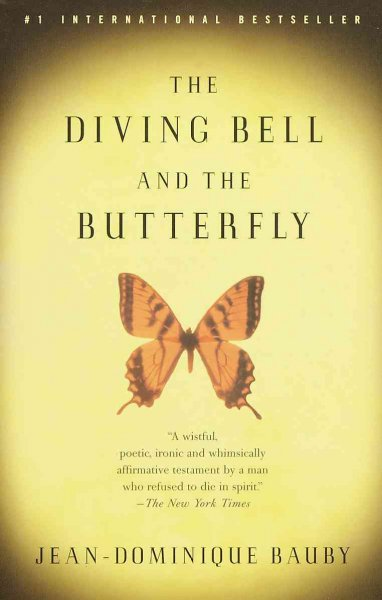 Diving Bell and the Butterfly : A Memoir of Life in Death
