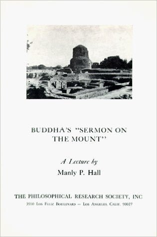 "Buddha's ""Sermon on the Mount"