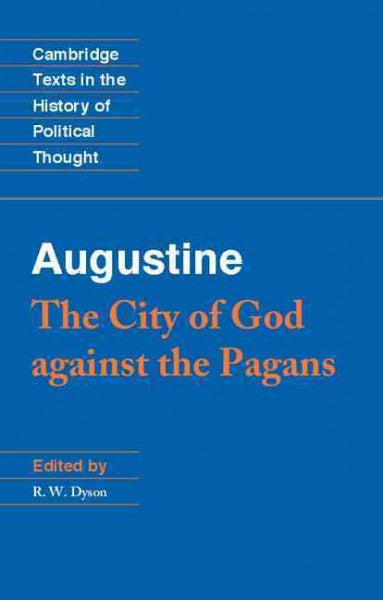 City of God Against the Pagans