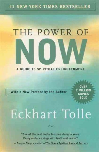 Power Of Now : A Guide To Spiritual Enlightenment