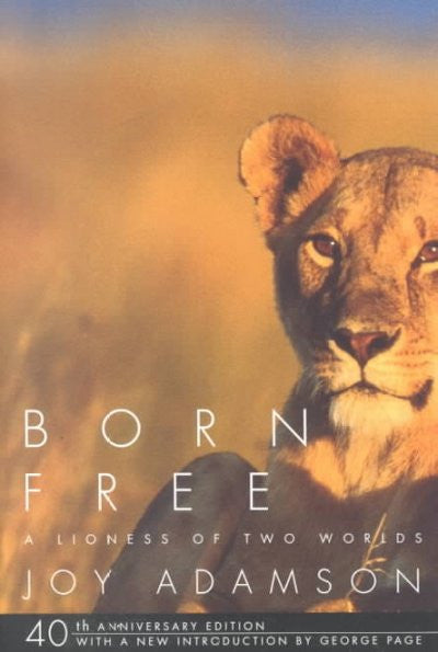 Born Free : A Lioness of Two Worlds