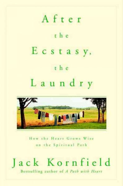 After the Ecstasy, the Laundry : How the Heart Grows Wise on the Spiritual Path