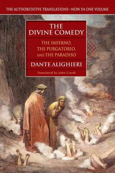Divine Comedy : The Inferno/the Purgatorio/the Paradiso