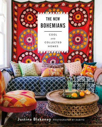 New Bohemians : Cool & Collected Homes