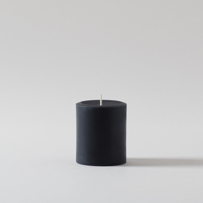 Pure Beeswax Standard Pillar Candle