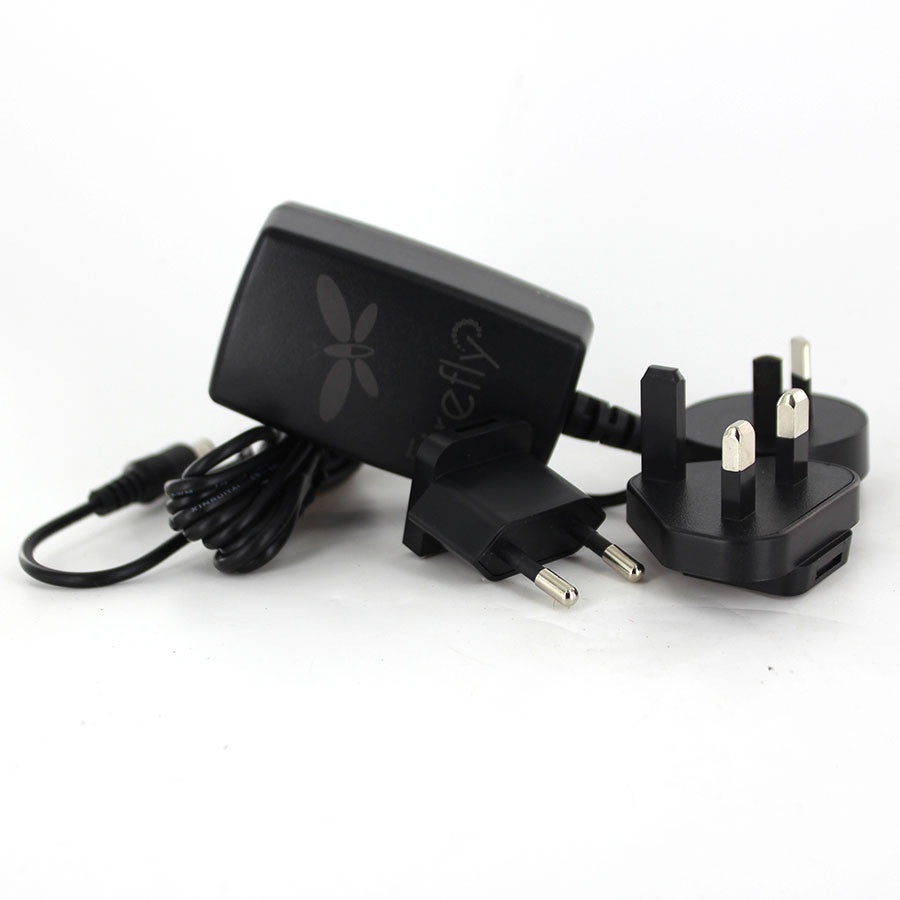 Firefly AC Adapter with International Blade Kit