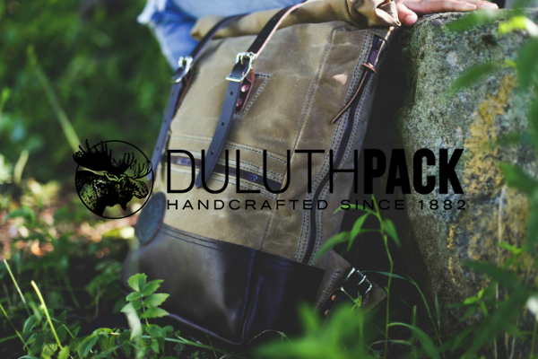 Duluth Pack on Washington Alley