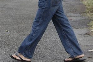 How well fitting jeans will change your life