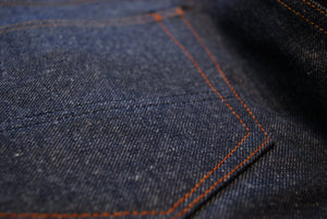 What is Raw, Dry or Unwashed Denim?